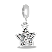 Star Crystal Bead by DaVinci