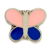 Butterfly Charm For Lockets - TRUNK SALE NO OTHER DISCOUNT