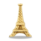 Eiffel Tower (Gold) Charm For Lockets