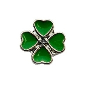 Four Leaf Clover Charm for Lockets