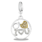 Love Drop Accessory by Forever In My Heart® Lockets