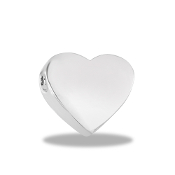 Heart Spacer Bead for DaVinci Inspirations® Jewelry