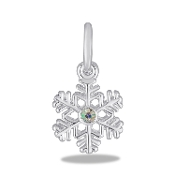 Snowflake Bead for DaVinci Inspirations® Jewelry