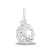 Moon and Star Bead for DaVinci Inspirations® Jewelry