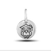 Wise Owl Bead for DaVinci Inspirations® Jewelry