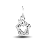 House Crystal Charm by The DaVinci® Heart of Family Collection