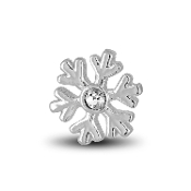 Snowflake Charm for Lockets
