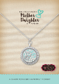 MOTHER & DAUGHTER Forever In My Heart Pre-Designed Locket