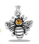 Bumblebee Drop Dangle For Lockets