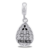 FRIENDS Charm Bead