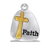 Faith Lettering Bead