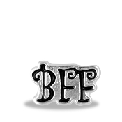 BFF Worded Charm For Lockets