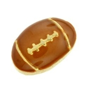 Football Charm For Lockets