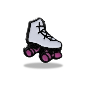Rollerskates Charm For Lockets