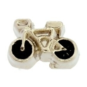 Cycle Charm For Lockets - TRUNK SALE NO OTHER DISCOUNT