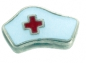 Nurse's Cap Charm For Lockets