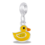 Rubber Duckie Bead by DaVinci