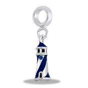 Lighthouse Dangle Bead by DaVinci