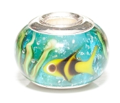 Tiger Fish Prima Glass Bead by Amanda Blu®