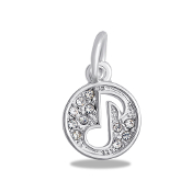 Music Note Cut-Out Bead for DaVinci Inspirations® Jewelry