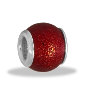 LTD Edition Red Ice Glitz Bead By DaVinci®