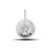 INSPIRE Crystal Star Bead for DaVinci Inspirations® Jewelry