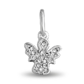 Angel Crystal Dangle Bead for DaVinci Inspirations® Jewelry
