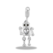 Skeleton Drop Accessory by Forever In My Heart® Lockets