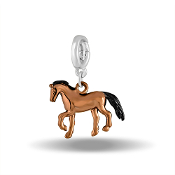 Horse Drop Accessory by Forever In My Heart® Lockets