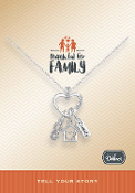 Family Necklace Pre-Designed by DaVinci Charms and Beads