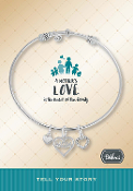 Mother Bracelet Pre-Designed by DaVinci Charms and Beads