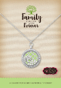 FAMILY TREE Forever In My Heart Pre-Designed Locket