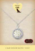Dog Lover Forever In My Heart Pre-Designed Locket